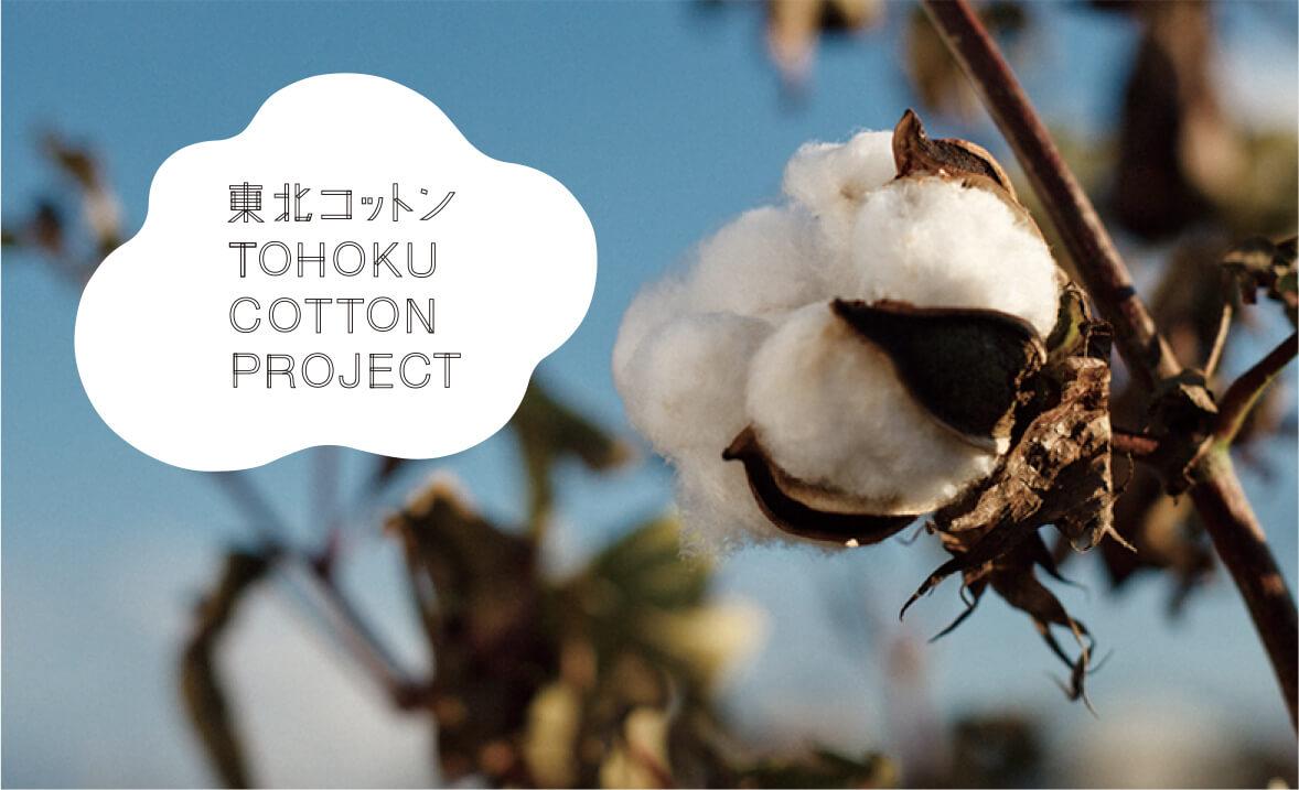 「国内自給率 0%」の綿花を国内で育てることを目指しています