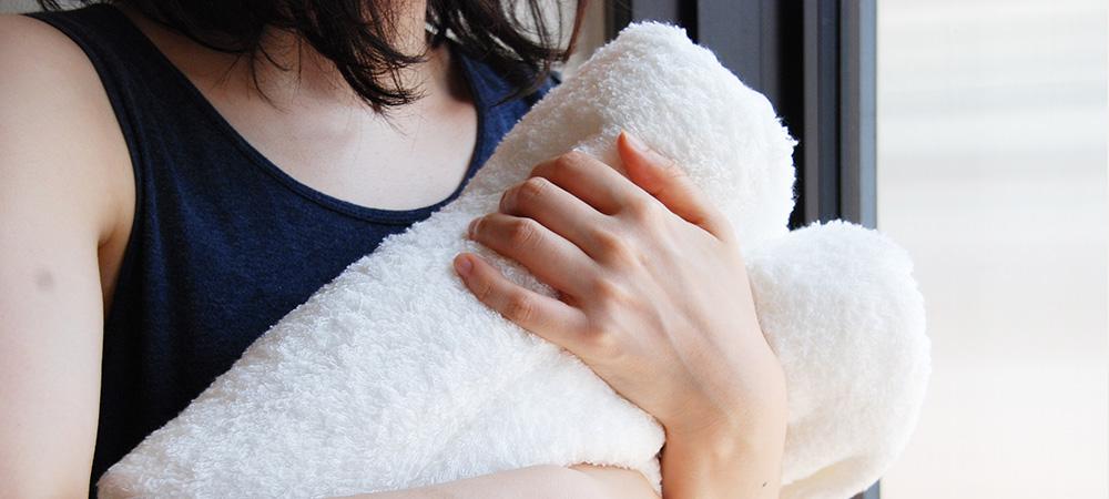 天衣無縫のタオル